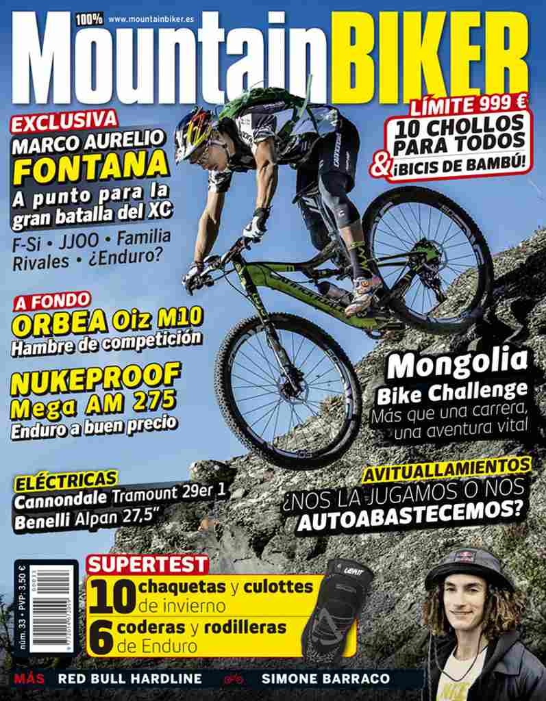 Mountain Biker 33