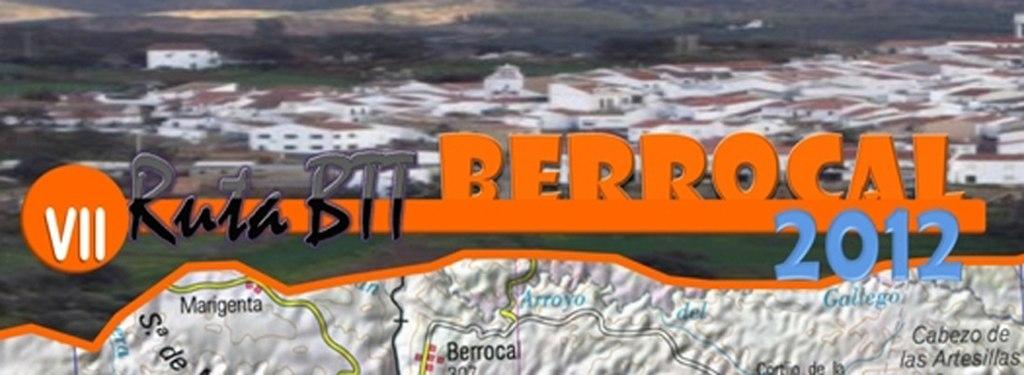 Ruta BTT de Berrocal