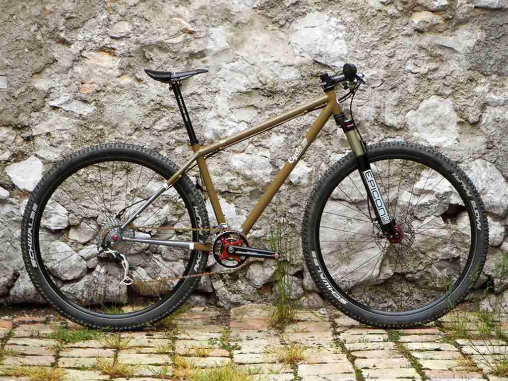 Cyclo Bicycles nos trae sus cuadros artesanales de acero para ...