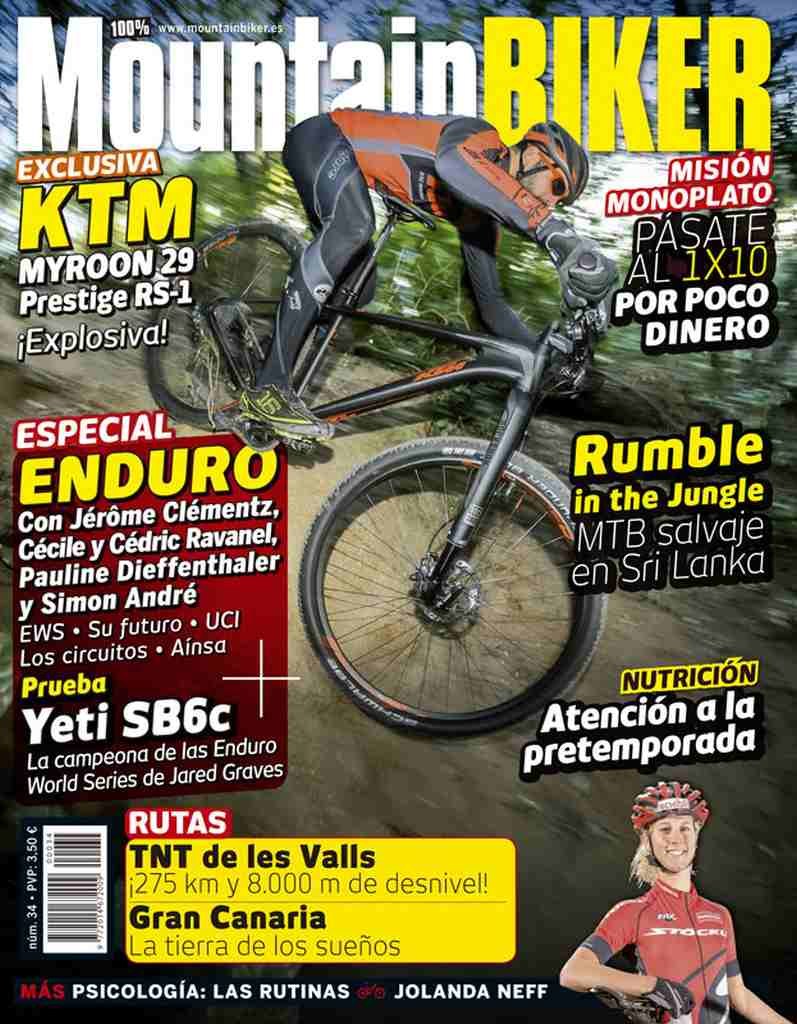 Mountain Biker 34