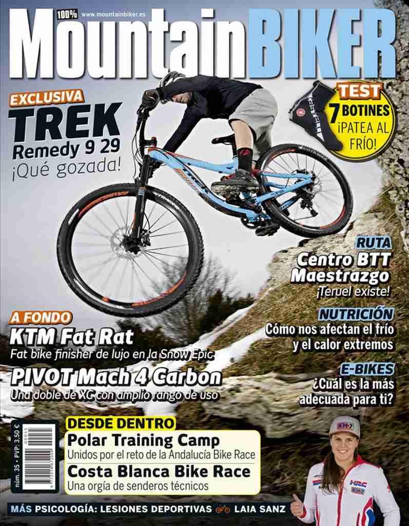 Mountain Biker 35