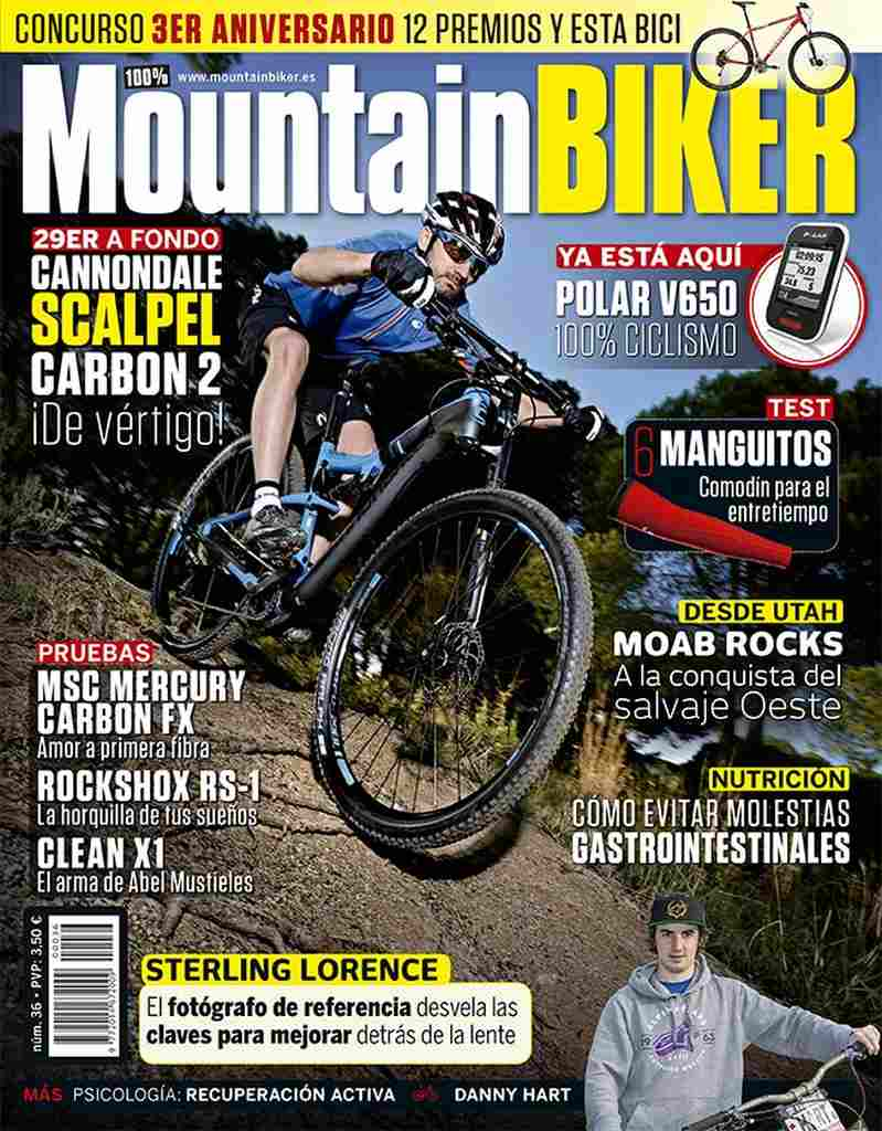 Mountain Biker 36