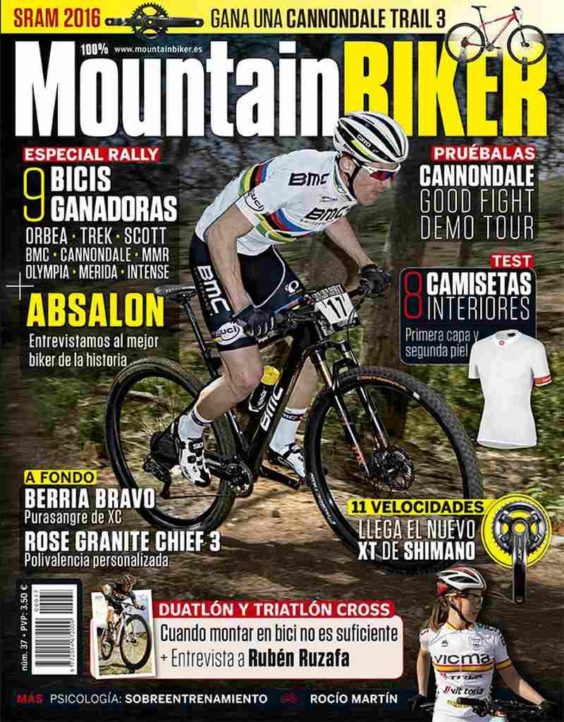 Mountain Biker 37