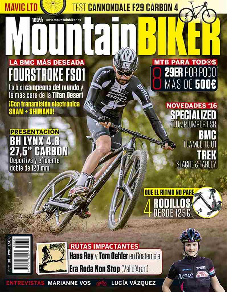 Mountain Biker 38