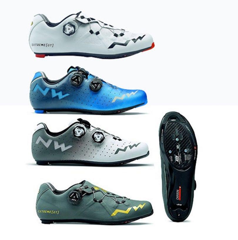 precio más bajo con comprar baratas una gran variedad de modelos Nueva gama zapatillas NORTHWAVE carretera 2018 - Mountain Biker